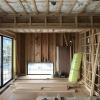 岐阜県養老町 木造平屋 「養老の平屋」 現場