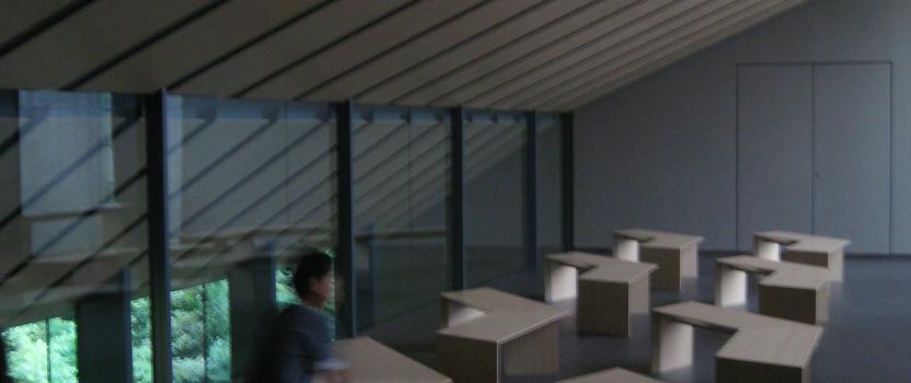 建物探訪 根津美術館に行ってきました。