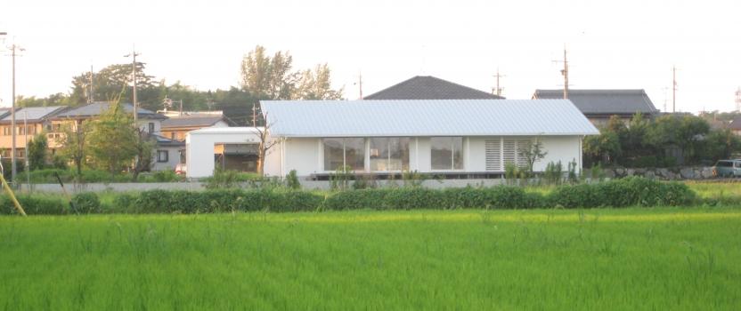 愛知県一宮市 「川原の家」木造住宅 平屋建ガレージハウス オープンハウス終了