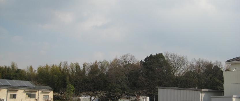 三重県桑名市「七和の家」木造平屋建 実施設計中