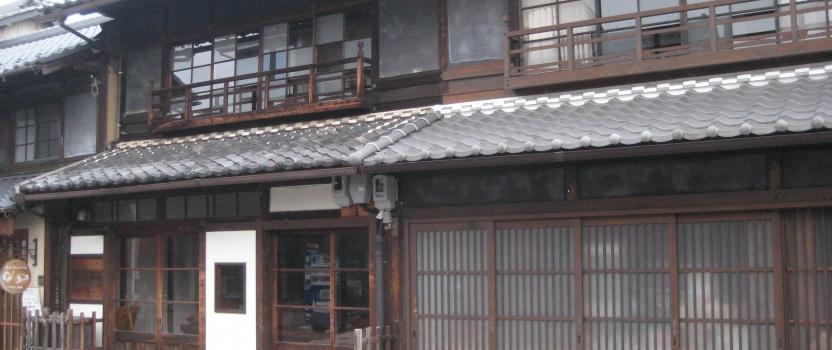 愛知県犬山市「町屋再生プロジェクト」 進行中