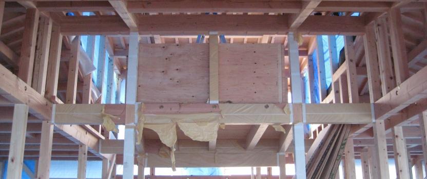 岐阜県羽島市「回光の家」木造住宅 平屋建て サッシ打合せ