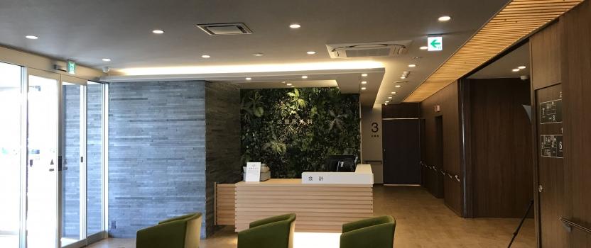 愛知県一宮市 「森整形外科クリニック」写真撮影と動画撮影