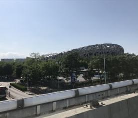 北京オリンピックメインスタジアム 「鳥巣」