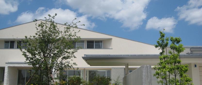 愛知県西尾市「白珪の家」木造+鉄骨造 撮影