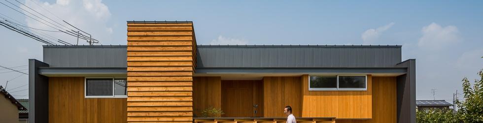 「和光の家」 が羽島きらめきまちづくり美観賞 入選 に選出されました
