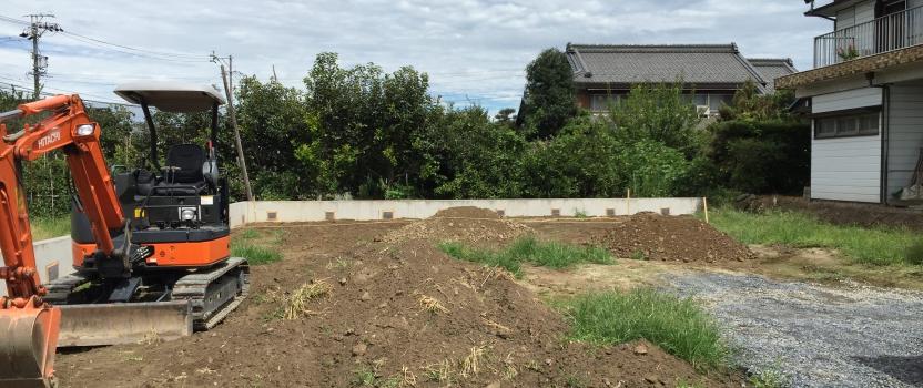岐阜県海津市 「駒ケ江の家」 木の家 現場