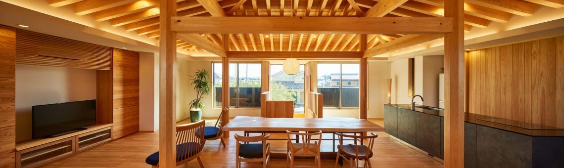 「桑原木材の家」 が ウッドデザインコンセプトブック2017に掲載されています