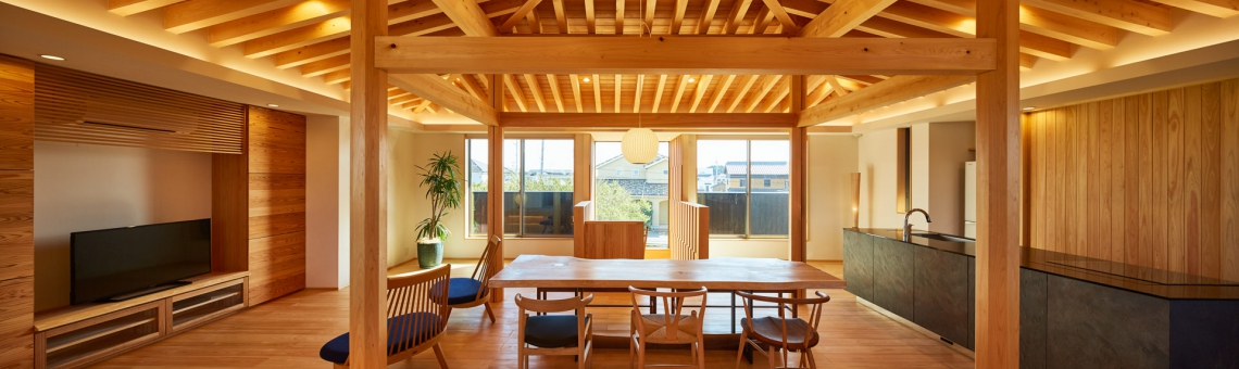 「桑原木材の家」が 台湾の雑誌 「dspace」室内設計 に掲載されています
