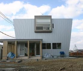 岐阜県羽島市「錦」事務所 竣工10年後増築