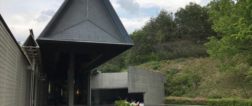 建築探訪 浅蔵五十吉美術館 石川県
