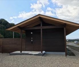 岐阜県可児市 「御嵩の家」 平屋 木の家 お引渡し