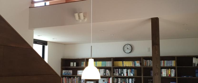 愛知県一宮市「外室の家」 築15年リノベーション 撮影