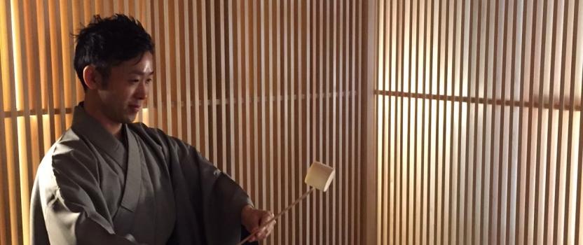 愛知県犬山市「犬山プロジェクト 茶室」リノベーション 撮影