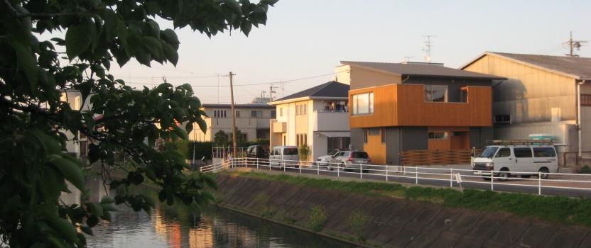 岐阜県大垣市 「世安の家」木造住宅 現場 オープンハウス