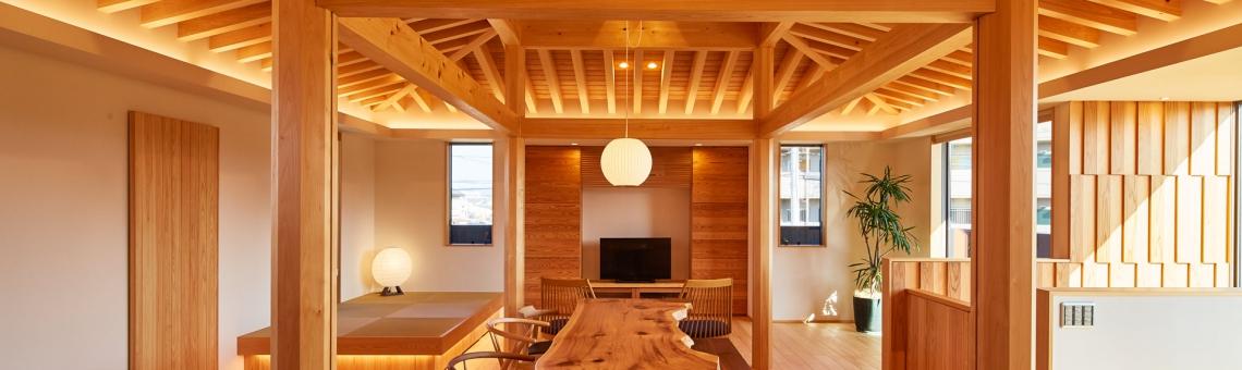 WEB建築サイトhomifyに「桑原木材の家」が掲載されました  木造住宅のインパクト