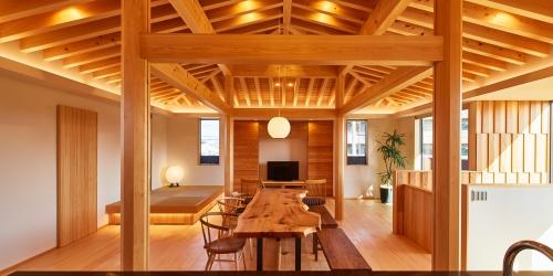 「桑原木材の家」が 住まいる考・房 GIFU Vol.17(特集:理想の住まいづくり)に掲載されています