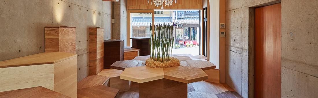 「森のカフェ」「移動茶室」「蔵ギャラリー」が名古屋TV「デルサタ」に紹介されました