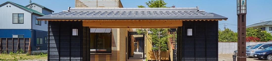 「森のマルシェ 犬山」が 年鑑 日本の空間デザイン2017(六曜社)   に掲載されています
