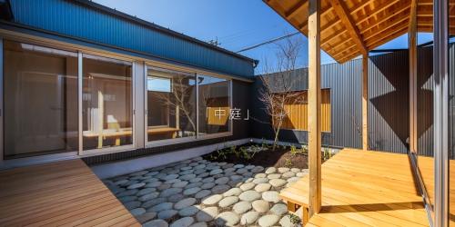 「和光の家」が 満点の家をつくりたい③ 東海の建築家とつくる家(建築ジャーナル)に掲載されています