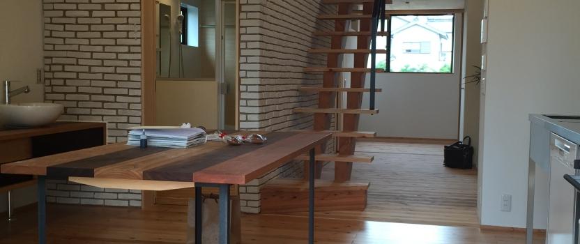 愛知県岡崎市「西魚の家」築46年リノベーション お引渡し