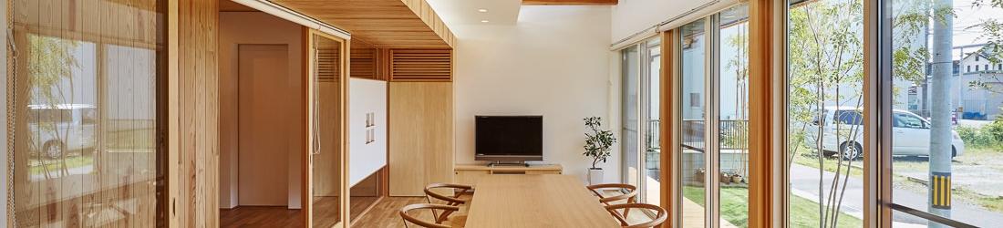 みんなの家づくりサイト(主婦の友社)に「大渕の家」が掲載されました 記事:新しい二世帯住宅物語-もうひとつの選択