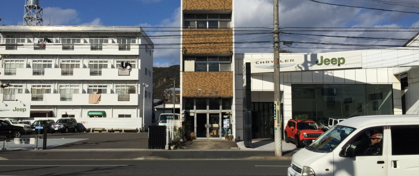 岐阜県岐阜市「築40年ビル 住宅リノベーション」 工事が始まります