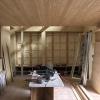 岐阜県養老町 「構の家」 木の家 現場