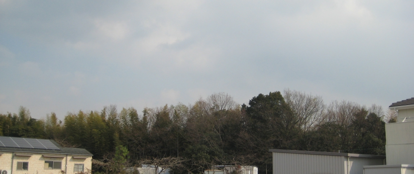 三重県桑名市「七和の家」木造平屋建 現場がはじまります