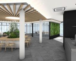 愛知県一宮市 重量鉄骨3階建 「本社事務所BLD」 実施設計中