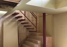 愛知県一宮市 「八幡の家」 木の家 現場