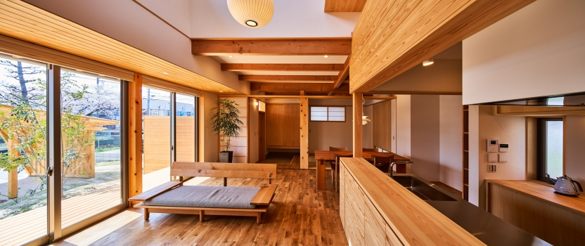 愛知県津島市「神守の家」お宅訪問
