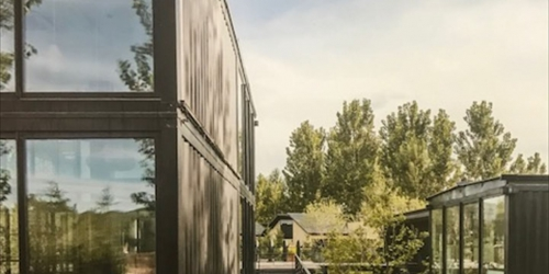 「森のマルシェ犬山」が オーストラリアの出版社images Publishing  「Movable Architecture」 に掲載されています