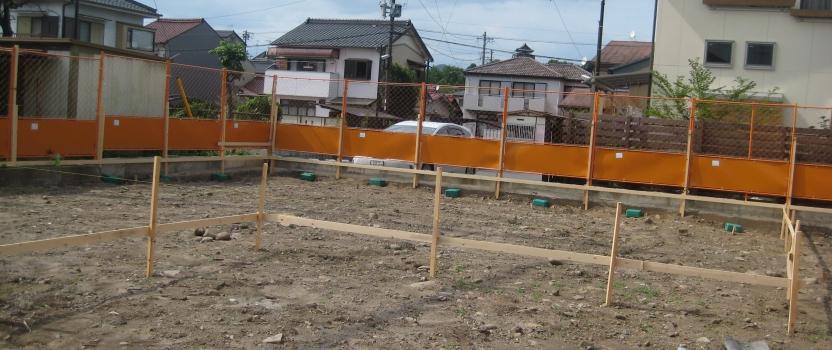 愛知県犬山市「古券の家」木造住宅 現場