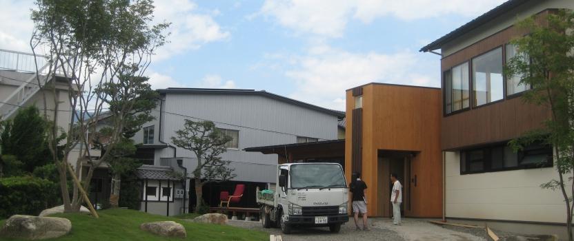 岐阜県養老町「下笠の家」木造2階建 2世帯 お引渡し