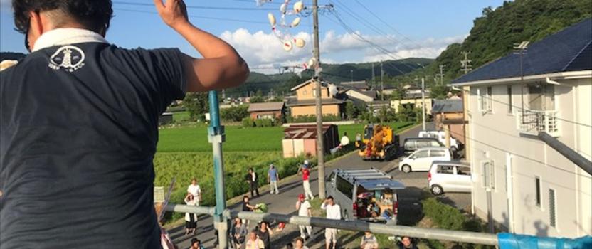 岐阜県可児市 「御嵩の家」 平屋 木の家 上棟