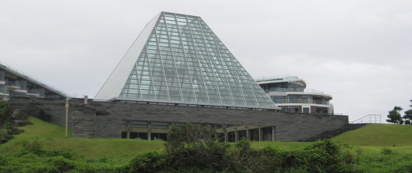 済州島 建築視察9 アゴラ