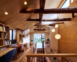 愛知県岡崎市 「西魚の家」 建物探訪