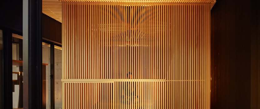 「移動茶室」 が ウッドデザイン賞2016 を受賞しました