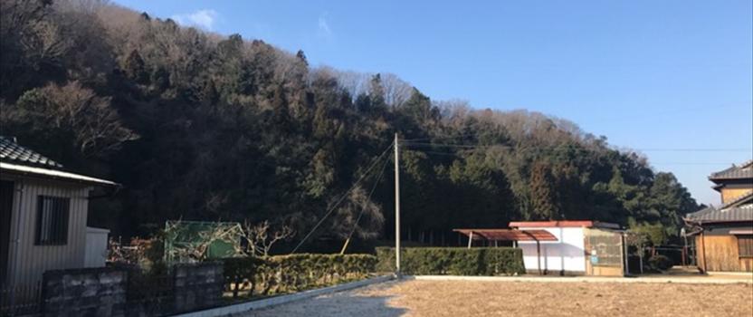 岐阜県可児市 「御嵩の家」 木の家 見積中