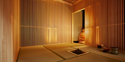 WEB建築サイトhomifyに「檜の茶室」が掲載されました  自宅茶室のデザイン15選-和と現代の融合を楽しむ