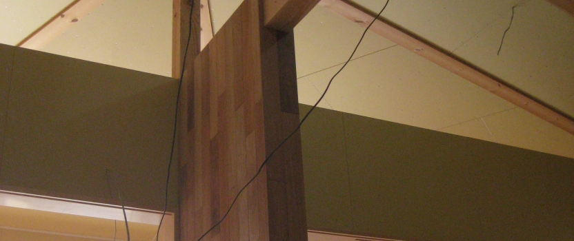 愛知県稲沢市「開花の家」木造住宅 キッチンの打合せ